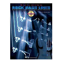 Building Rock Bass Lines: A Solid Foundation, Ed Friedland