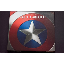 Libro Art Of Captain America The First Avenger - 1ra Edicion