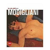 Libro Modigliani, Francesca Marini