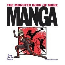 Libro Monster Book Of More Manga, Ikari Studio