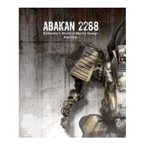 Abakan 2288: Kallamitys World Of Mecha, Luca Zampriolo
