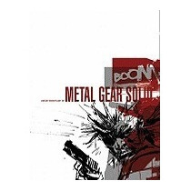 Ashley Woods Art Of Metal Gear Solid, Ashley Wood