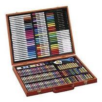 Crayola 200 Piezas Obras Maestras Caso Del Arte