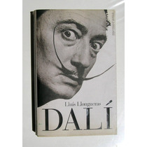 Lluis Llongueras Salvador Dalí Libro Importado 2004