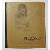 Pablo Picasso Los Grandes Maestros En Color Slide Libro 1969