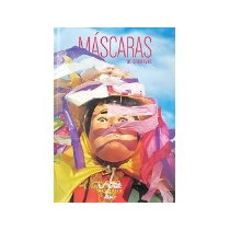 Libro Mascaras De Carnaval No 77 Pd *cj