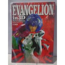 Neo Genesis Evangelion 3d Libro De Arte