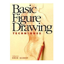 Libro Basic Figure Drawing Techniques, Greg Albert
