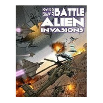 Libro How To Draw And Battle Alien Invasions, Fred Perry