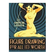 Libro Figure Drawing: For All Its Worth, Andrew Loomis