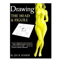 Drawing The Head And Figure, Jack Hamm
