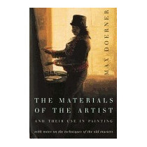 Libro Materials Of The Artist And Their Use In, Max Doerner