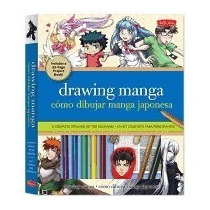 Libro Drawing Manga: A Complete Drawing Kit For, Jeannie Lee