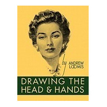 Libro Drawing The Head And Hands, Andrew Loomis
