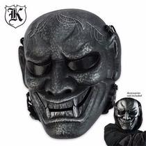 Mascara Demonio Ninja Samurai