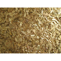 1000 Milagros Metalicos Tradicionales Mexicanos Color Oro