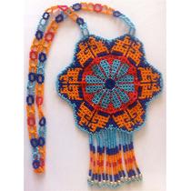 Collar De Artesanía Huichol Ii