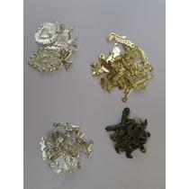 1500 Milagritos Colores Oro, Plata Y Antiguo + 50 Corazones