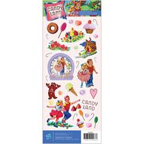 Pegatinas - American Crafts Candyland Colorida De La Diversi