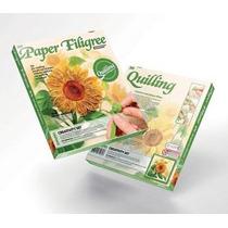 Papel Filigrana - Josephin Brillante Girasol Twining