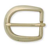 Hebilla - Heel Bar 1-1 4 Latón Macizo Cinturón Diseño Fa