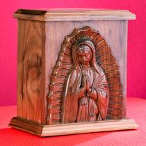 Urna Funeraria Para Cenizas Virgen De Guadalupe