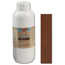 Cuero Tinte - Eco-flo Profesional Waterstain Marrón Claro