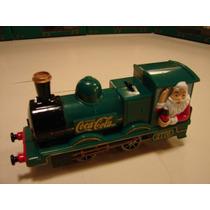 Locomotora Navideña Coca Cola: 1998