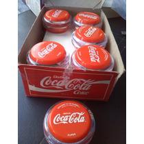 Yoyo Coca Cola Caja Completa