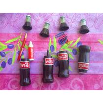 Coca Cola Botellitas De Accesorios De Papeleria
