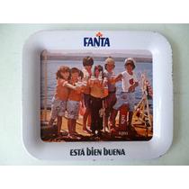 Charolita Fanta Coca Cola 1977 Coleccionable