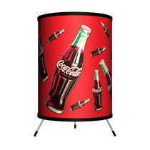 Lampara Con Tripie Estilo Coca Cola Iluminacion Pm0