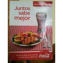 Recetario Coca Cola 2013 Juntos Sabe Mejor 35 Recetas