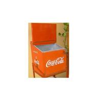 Hielera Coca Cola Metálica