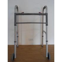 Andadera Caminadora Plegable Metalica Hasta 125 Kilos C268