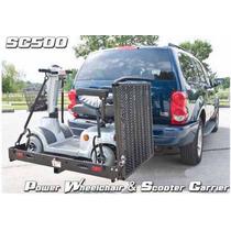 Transporta Silla De Ruedas Motorizadas Scooter Podadoras Hm4