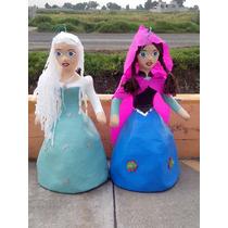 Piñata Frozen Ana Elsa