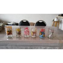 Vaso Ecológico Botella Vidrio Absolut Vodka Otras Ediciones