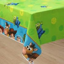Toy Story Mantel Fiesta Infantil Decoracion Woody Buzz Kids