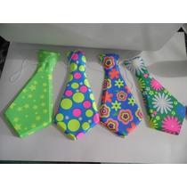 Mini Corbatas Para Fiesta Temática Bodas Xv Años 10pzas