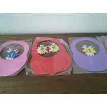 Viceras De Fomi 5 Pzas Juego Unicos Colores Y Modelo $25.00