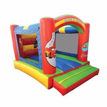 Brincolin Inflable Cubo Cars