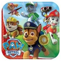Patrulla De Cachorros Paw Patrol De Fiesta