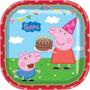 Platos Vasos Desechables Todo Para Fiesta Peppa Pig