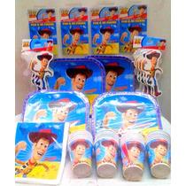 Paquete Plus Woody, Desechables Fiesta