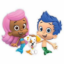 Mantel Servilletas Dulcero Todo Fiesta Bubble Guppies