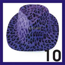 10 Sombreros Tipo Vaquero Bombín Fiesta Baile Animación Xv