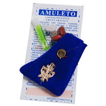 Amuleto Cósmico De La Santísima Cruz De Caravaca.