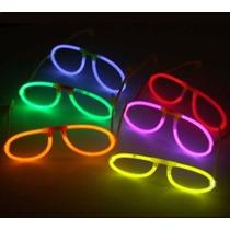 12 Lentes Neon, Batucada, Artículos Para Fiestas.