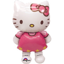 Globo Caminante Hello Kitty Para Helio